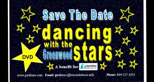 Dancing with the Greenwood Stars DVD