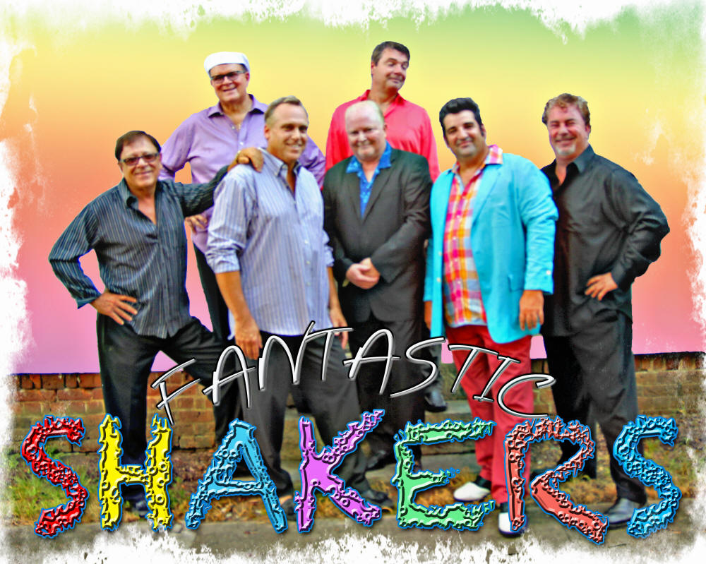 Dance with the Fantastic Shakers