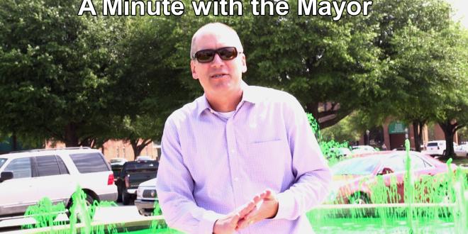 Mayor: interactive splash pad