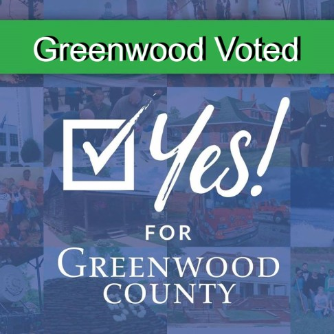 Greenwood voted YES
