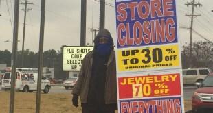 Greenwood kmart closing sale