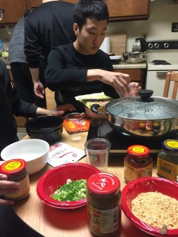 Hot Pot Experience