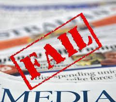 Big media fail