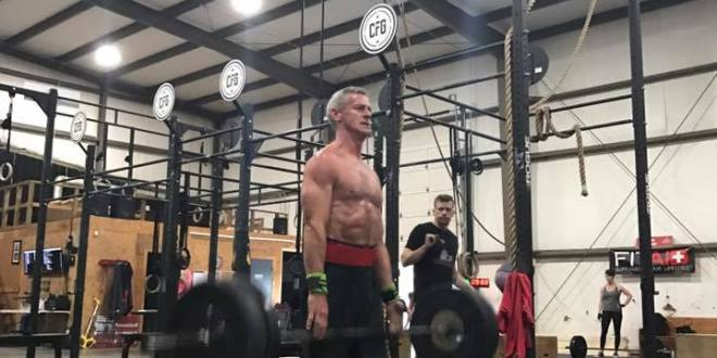 CrossFit Greenwood - John Gary #41 in the World