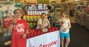 Red Nose Day comes to Greenwood