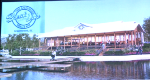 New Restaurant Coming to Greenwood - Break on the Lake