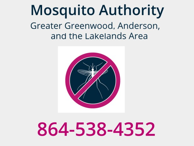 Say goodbye to mosquitoes in Greenwood