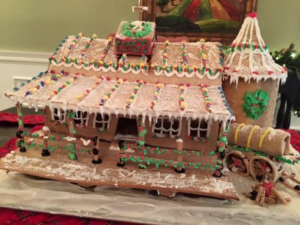 Greenwood inn Gingerbread