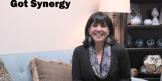 Got Synergy - Meet Cindy