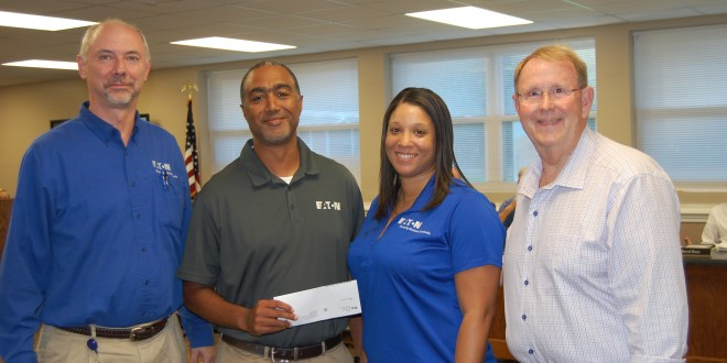 Eaton Charitable Contribution Grant