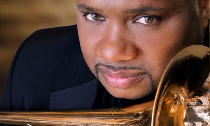 SC Jazz Masterworks Ensemble Wycliffe Gordon Swings!