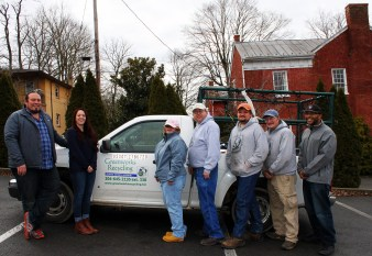 Greenworks Team Profile @ Municipal Parking Lot, Lewisburg