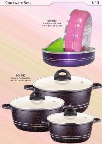 Cooking Pot Set