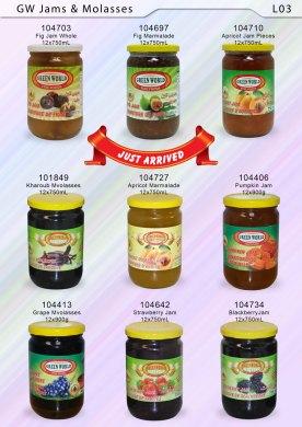 GW Fruit's Jams
