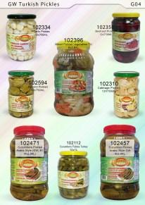 GW Pickles
