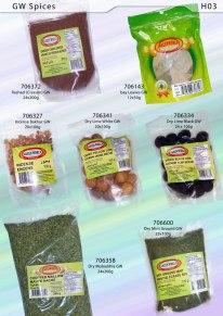 GW Dry Lime, Dry Mint
