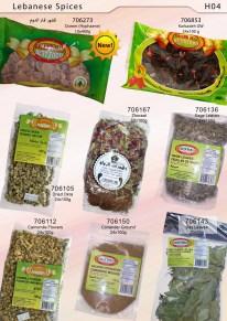 GW Egyptian Spices