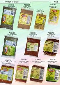GW Turkish Spices