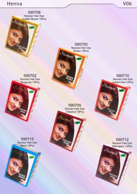 Hair Colouring Norani
