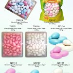 Almond-Coated Sugar/Chocolate