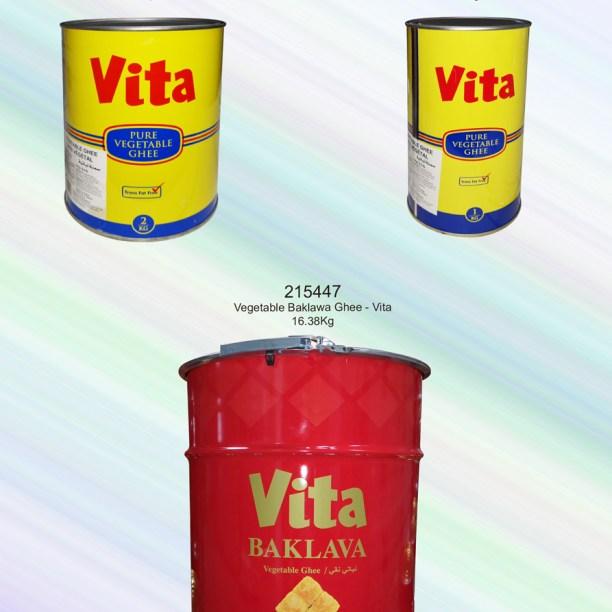 Butter Ghee - Vita