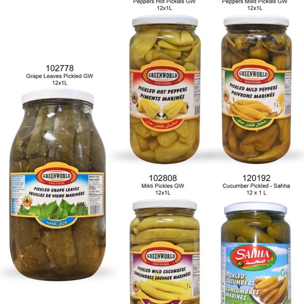 Syrian Pickles