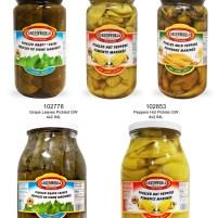 Syrian Pickles GW