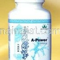 Green World A-Power Capsule - Help Improve The Human Body's Immune System.