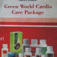 Green World Cardio Care Supplement.: Heart and Cholesterol Health Supplement