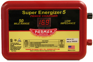 Parmak Super Energizer 5 Review