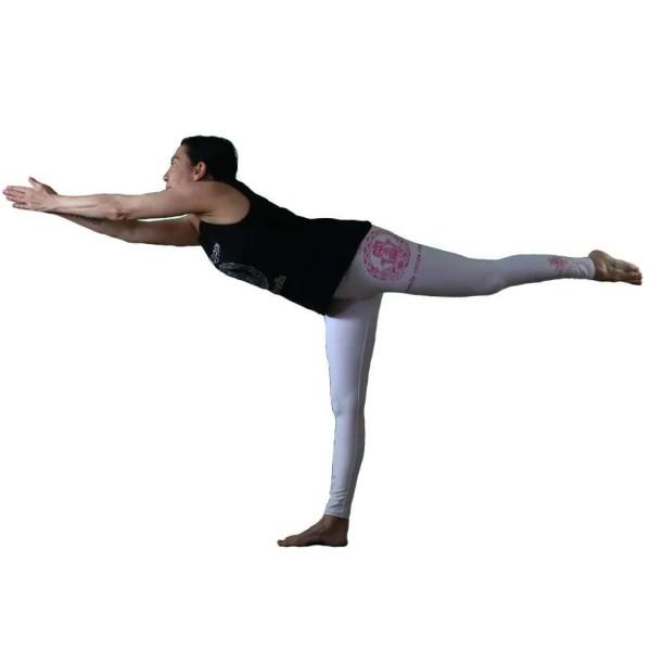 antes yoga que sencilla negra y blanco