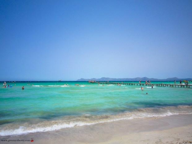 Karibik-Feeling auf Mallorca