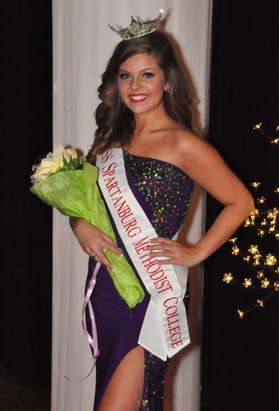 Phillips Is Crowned 2014 Miss Smc Greertoday Com