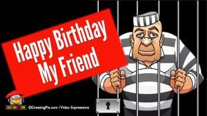 #26 Happy Birthday My Friend.001