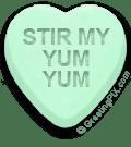 STIR MY YUM YUM