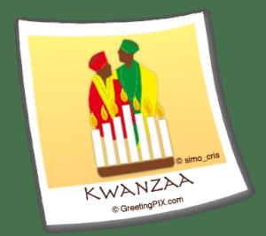 Stix. Kwanzaa Couple