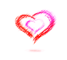 GreetingPIX.com_Word Pictures_Two Hearts in One