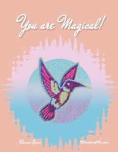 5.1 Magical Humminbird