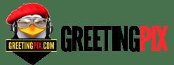 GreetingPIX Logo with words
