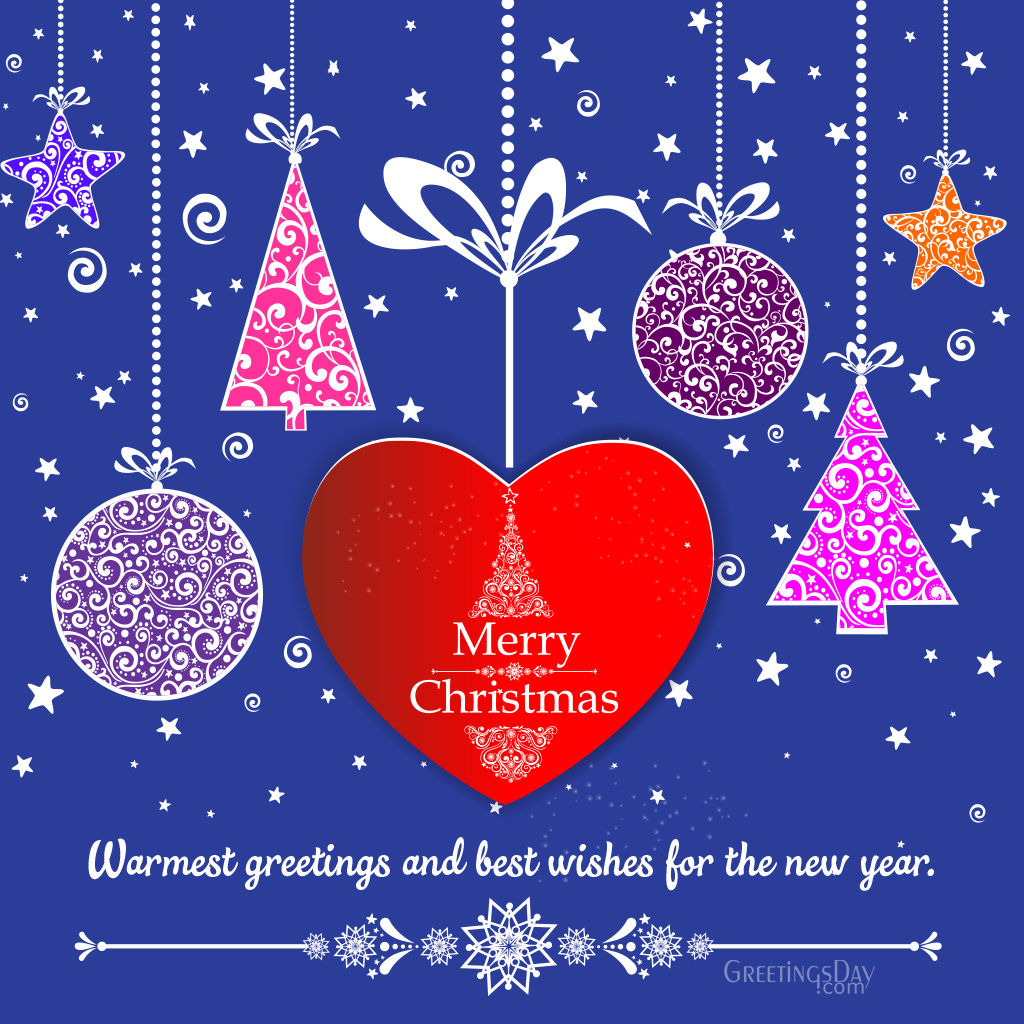 20 Christmas Greeting Cards For Boyfriend Girlfriend