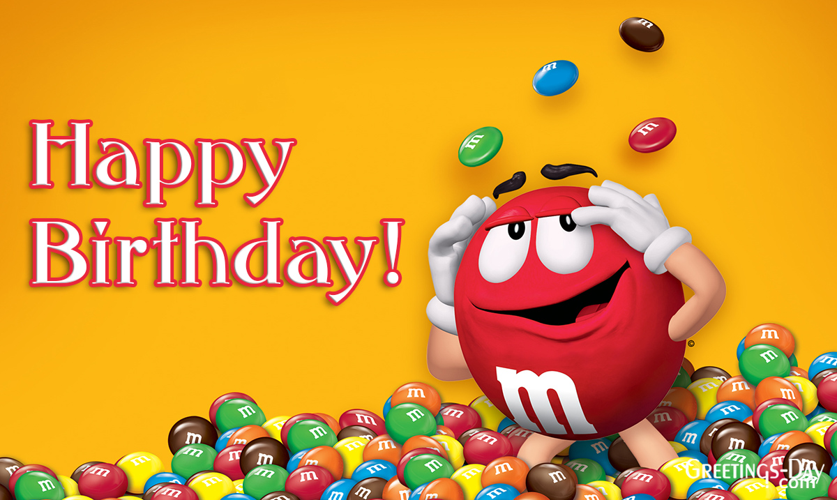Happy Birthday M M Image Birthday Greetings Cards Pictures Images ᐉ All Holidays In Usa