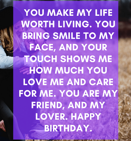 Best And Inspiring Happy Birthday Letter To Girlfriend