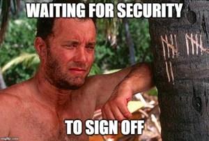 Eloqua Devops Security Issue