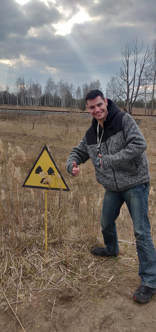 Chernobyl Greg