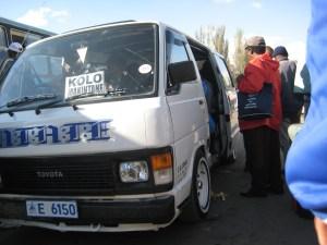 Kolo taxi