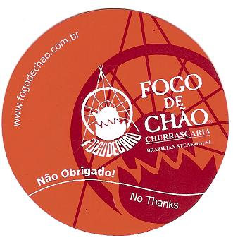 Fogo de Chao – where meat is king and vegetarians fear for their lives.... (5/5)