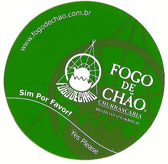 Fogo de Chao – where meat is king and vegetarians fear for their lives.... (4/5)