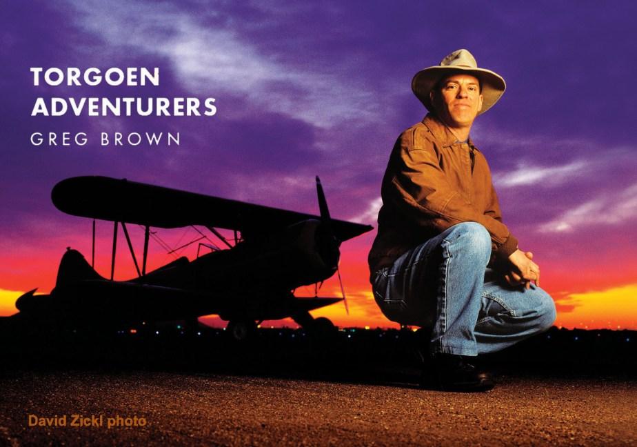 """Greg featured as a """"Torgoen Adventurer"""""""