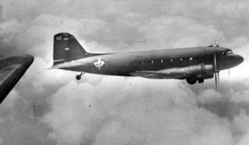CNAC C-47 on a Hump mission