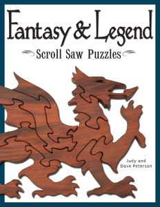Scroll Saw/INTARSIA